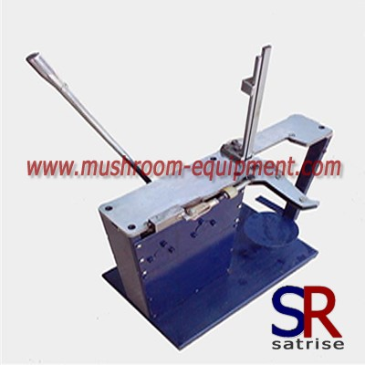 Hand Bag tying machine with U aluminum nails