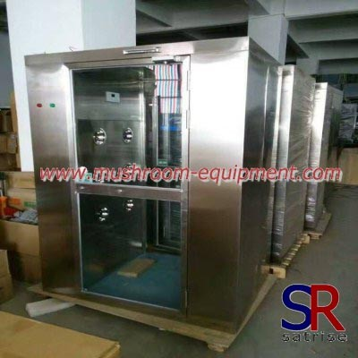 High speed All steel Personal Air Shower room