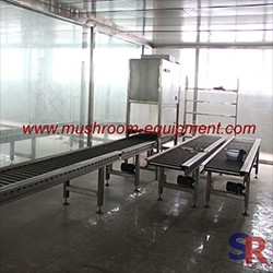 inoculation production line