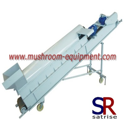 mushroom Bag Separator/waste Bacteria Bag Crusher