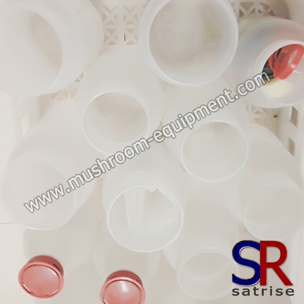 mushroom growing supplies mushroom plastic bottle