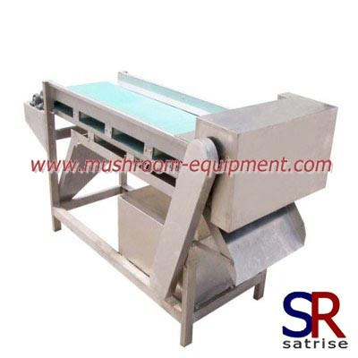 stainless steel mushroom slicing machine for sale