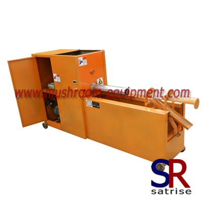 China mushroom growing bag filling machine