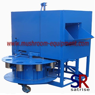 New design shiitake mushroom bag filling machine