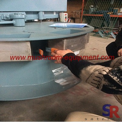 Mushroom Cultivation Equipment bag filler