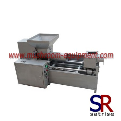 Oyster Mushroom growing bag filling machine