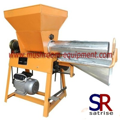 edible cultivate bag filling machine