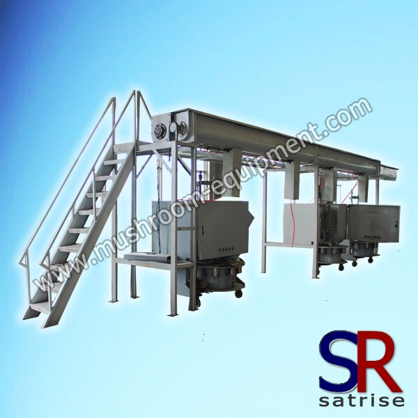 mushroom bag filling line with cheap price