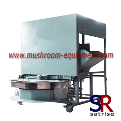 new type mushroom growing bag filling machine