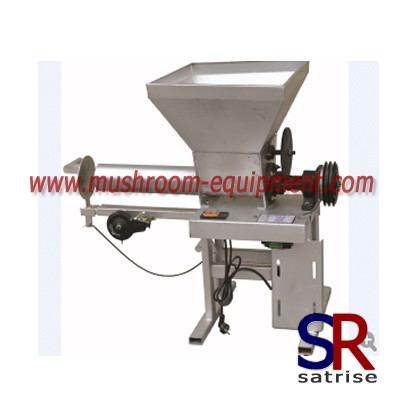 oyster mushroom spawn sack filling machine