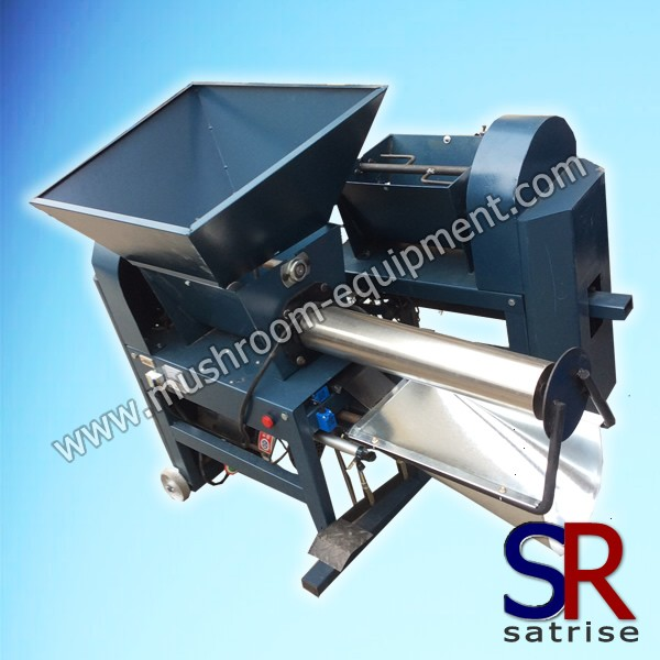 substrate bag filler machine