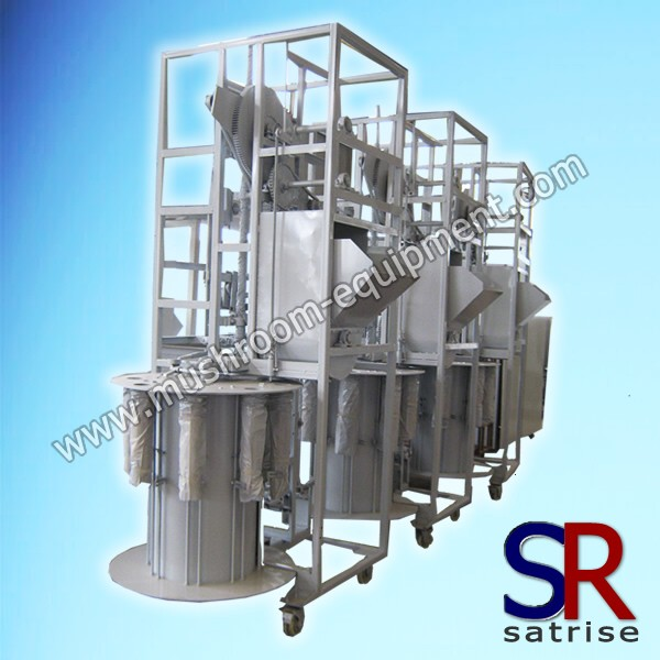 Hot sale mushroom bagging machine