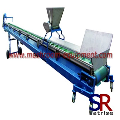 Mushroom Growing Equipment flexible conveyor Belt