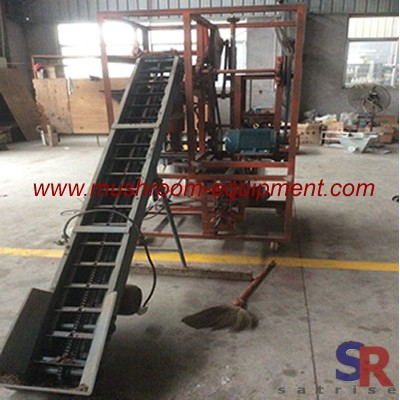 Mushroom conveyor mushroom production machinery manufacture