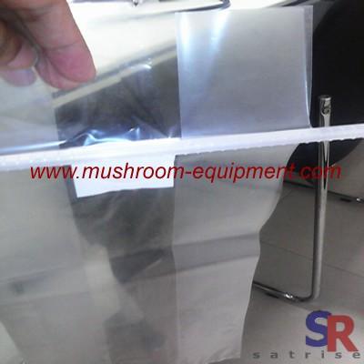 mushroom filter bags shiitake grow bags with filter 0.2 micron or 0.5 micron