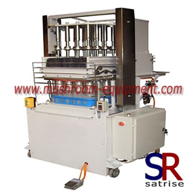 Good Quality Bottle Filling Machine For Mushroom