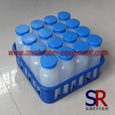 hot selling plastic bottle for mushroom china