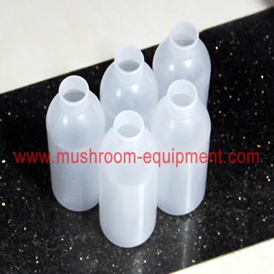 king oyster mushroom plastic bottles