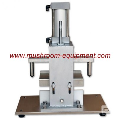 mushroom cultivation bag punch inoculation machine