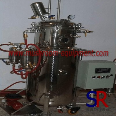 industry edible fungus Fermentater vessel
