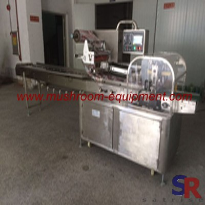 Automatic Middle Bag Size Mushroom Filling Packing