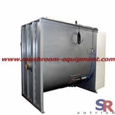 Easy Operate Mushroom Culture Materials Mixer