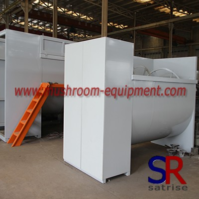 Satrise supply Raw materials mixer for mushroom