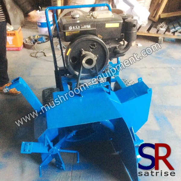 auto material-mixer truck