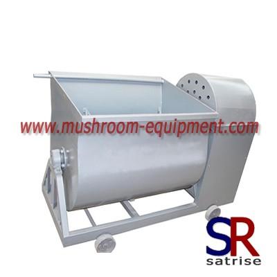 mixing machine for mushroom farm compost mixer