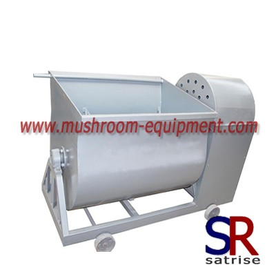 mixing machines for mushroom cultivation