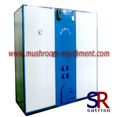 Dehumidification Industrial Dried Mushroom Dryer