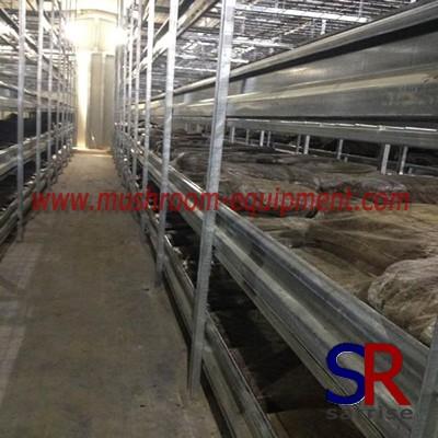 best selling shelves metal mushroom growing