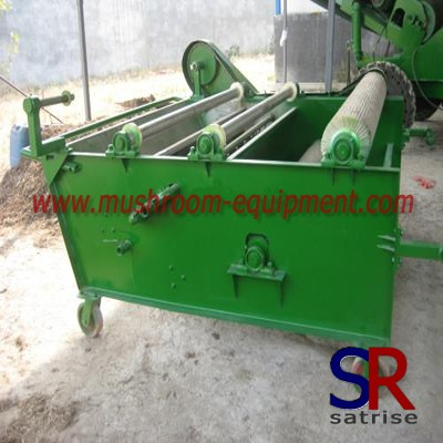 mushroom grow net washer machine