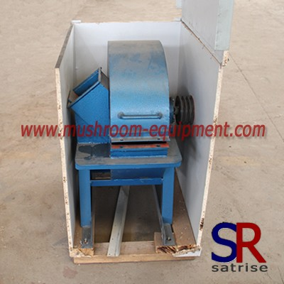 Factory supply wood crusher /wood log crusher