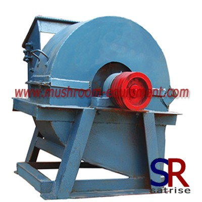 mushroom wood crusher with machinery price