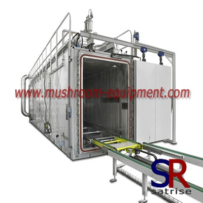 High Efficiency vacuum steam sterilizer