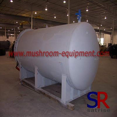 Mushroom Growing Bag Sterilizing Machine Industria