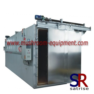 Steam Carbon steel autoclave mushroom sterilizer