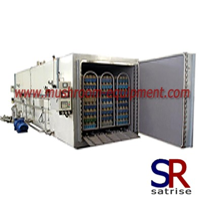high pressure steam sterilizer for mushroom