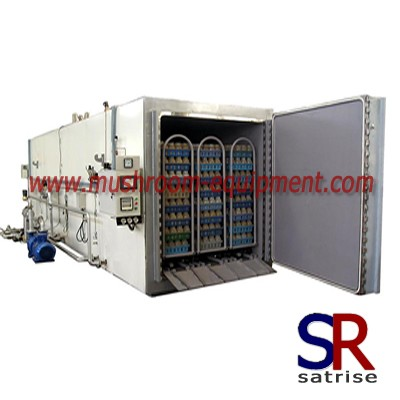 new product double door sterilizer machine
