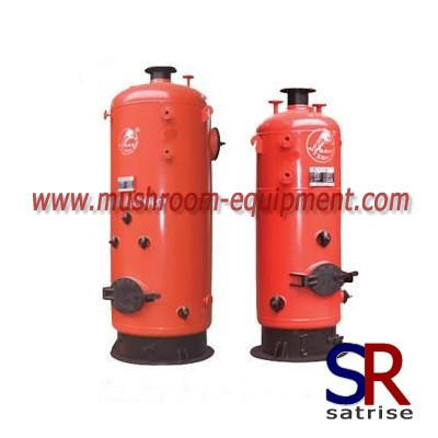 vertical type sterilization boiler