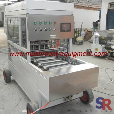 numerical control Mushroom Inoculating Machine